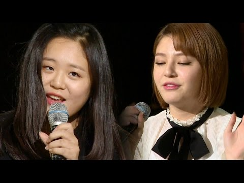 Shannon & Yoo Jiny Duo Sing 'Ain't No Other Man' 《KPOP STAR 6》 EP12