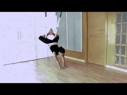 Aero Yoga  Vinyasa Flow Clase parte II