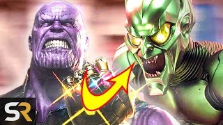 "Marvel Theory: Will Norman Osborn Be The MCU's ""Big-Bad"" After Thanos?"