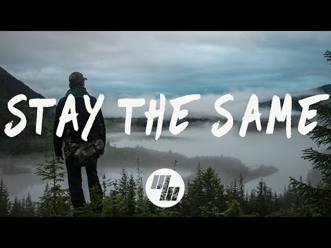 Fancy Cars - Stay The Same (Lyrics / Lyric Video) Ft. Neil Ormandy