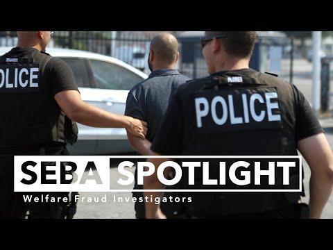 SEBA SPOTLIGHT: Welfare Fraud Investigators