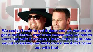 [Breaking News]Eddie Montgomery released ' here's to you ' because that's what Troy Gentry like to