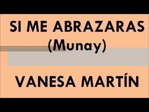 Si me abrazaras lyrics (Vanesa Martín)