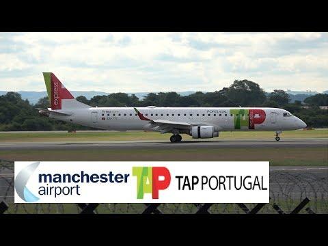 TAP Express Flight 322 (Lisbon to Manchester)