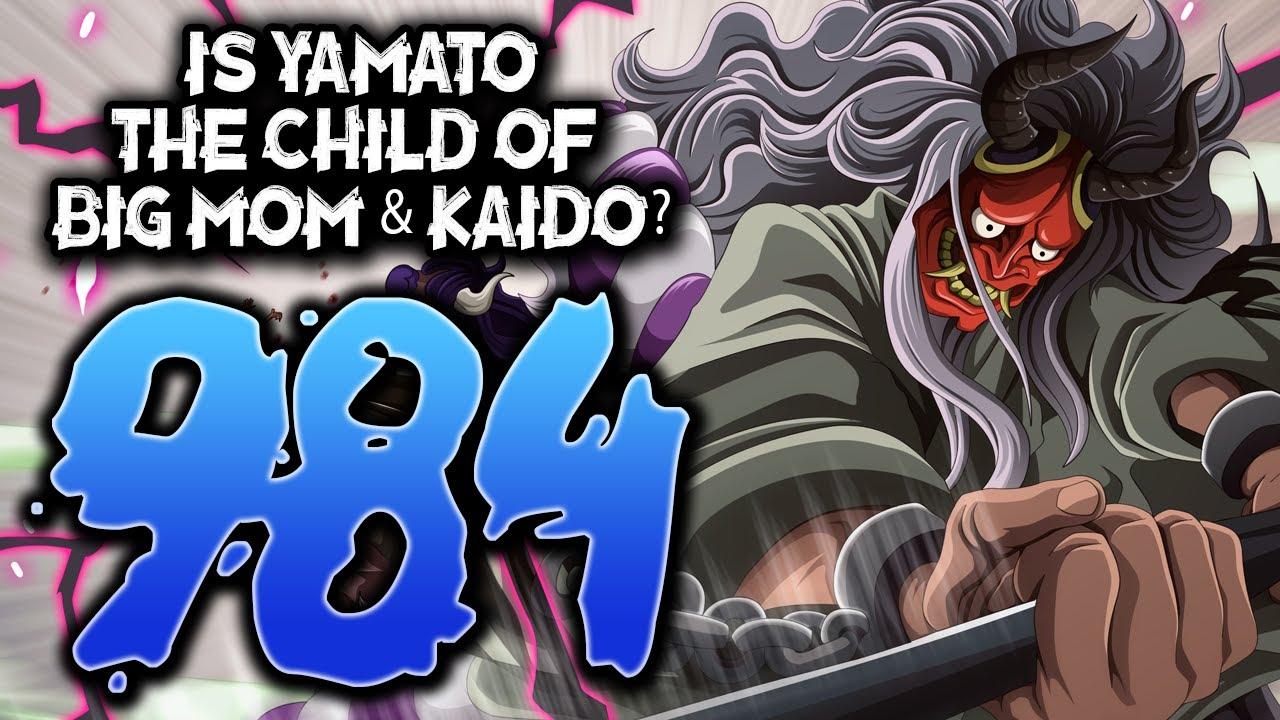 Yamato Revealed (twist) / One Piece 984 Review - YouTube