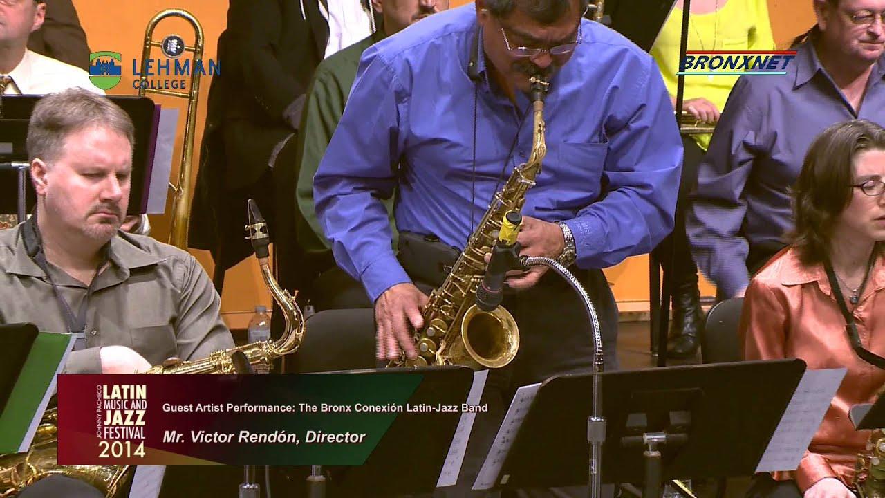 Bronx Conexión Latin-Jazz Big Band Lagos (BRONXNET