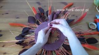 Jak zrobić bukiet w jesiennej kryzie