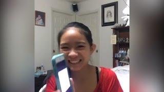 Cười với cô bé 13 tuổi người Mỹ gốc Việt, đọc chữ và kể chuyện ma bằng Tiếng Việt