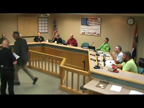 City of Centralia - General Government and Public Safety - August 14, 2017