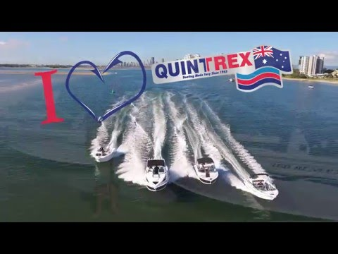 I Love Quintrex Island - Gold Coast Marine Expo 2016