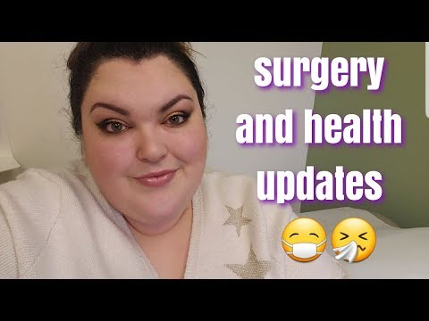 HEALTH UPDATES AND CHIT CHAT! thumbnail