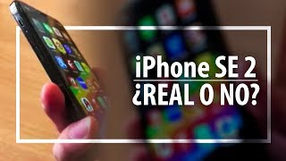 iPhone SE 2 (2018), video e imágenes filtradas