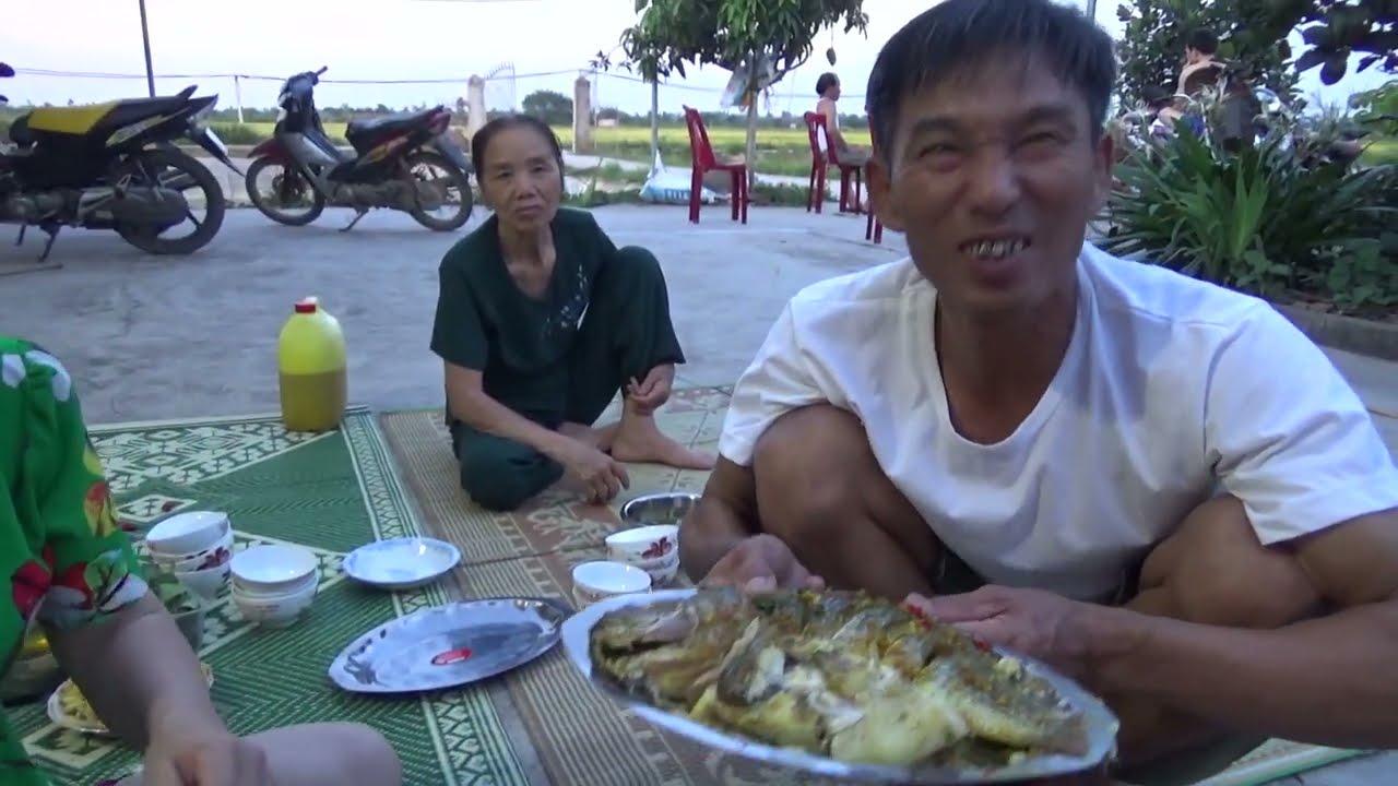 Bán Cá chạy làng cho Chủ Tịch.Nhóm Gái xinh làm cơm ngon mê mẩn