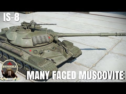The IS 8 Misunderstood Monster World of Tanks Blitz
