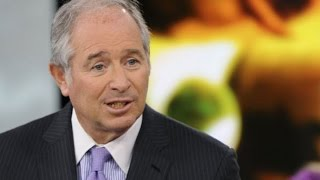 Blackstone CEO: Market Turmoil Feels Like Correction, Not Something Deeper