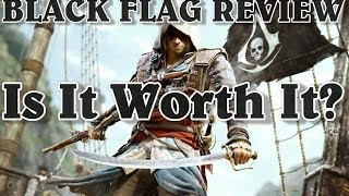 Assassin's Creed 4 Black Flag Is It Worth It? Rocks Review Rant (AC4) XBOX 360
