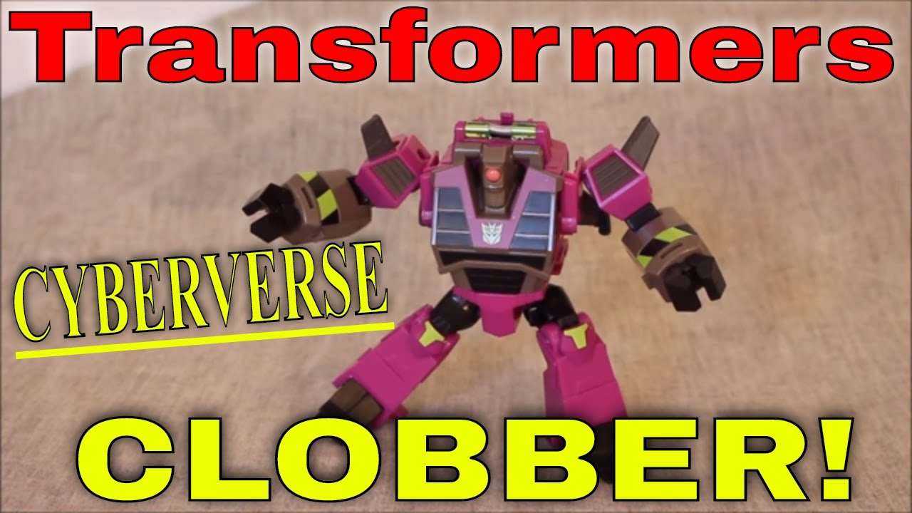 A Lugnut by Any Other Name - Cyberverse Clobber by GotBot