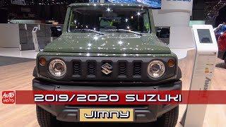 2019 Suzuki Jimny - Exterior And Interior - 2019 Geneva Motor Show