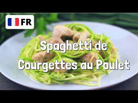 recette-keto-:-spaghetti-de-courgettes-au-poulet-sauce-citron-(en-français)