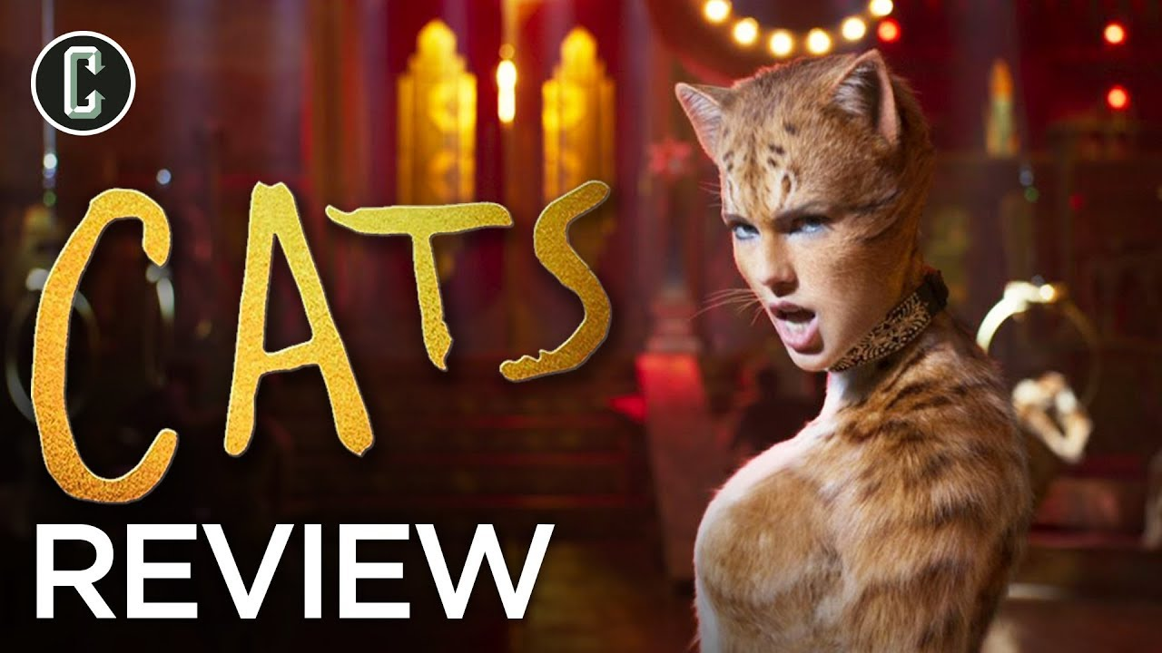 Cats Movie Review Youtube