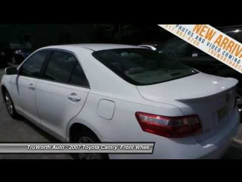 2007 Toyota Camry Indianapolis IN PA8145 - YouTube
