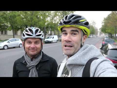 Visit Dijon Roller Marathon lap (Pascal Briand Vlog  32)