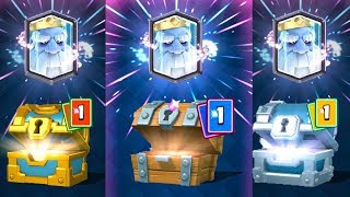 clash Royale OMG PACK OPENING has REACTION WTF legendary free safe