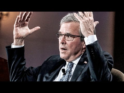 Jeb's Pathetic Campaign Puts the Nail In The Bush Legacy Coffin