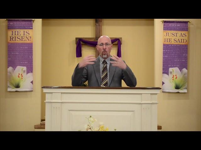 Calvary Baptist Church May 3rd