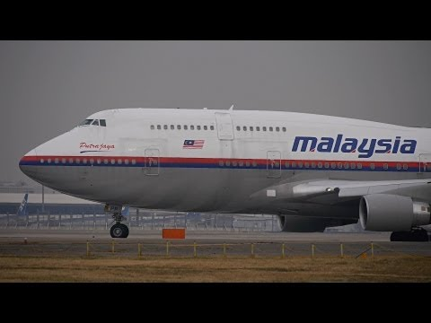Malaysia Airlines Boeing 747-400 9M-MPP Takeoff from NRT 34L
