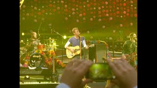 Coldplay : Viva La Vida + Adventure Of A Lifetime (Live at Stade de France 2017, PARIS, HD)