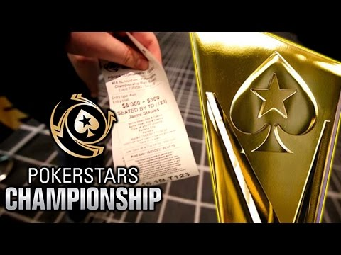 PLAYING THE $5,000 MAIN EVENT PANAMA!!!