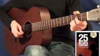 Jouez 25 Blues Acoustique à la Guitare - #3
