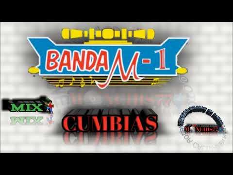 BANDA M1. mini mix cumbias
