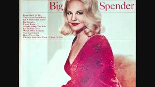 Peggy Lee - Big Spender