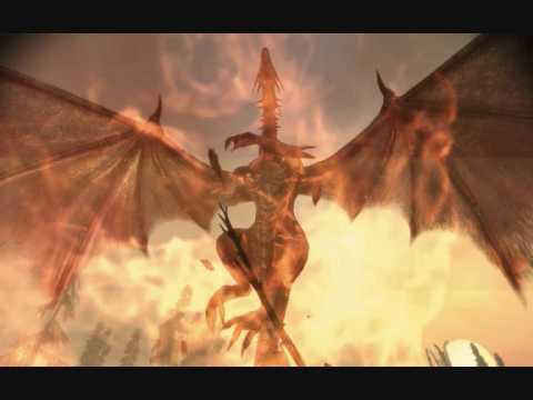 Dragon Age: Origins - Soundtrack 43 Leliana's Song ~ Instrumental Version