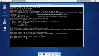 Fedora 20 Tutorial - Install and Configure DHCP Server