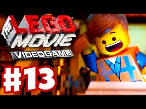 The LEGO Movie Videogame - Gameplay Walkthrough Part 13 - Awesome Mech (PC, Xbox One, PS4, Wii U)