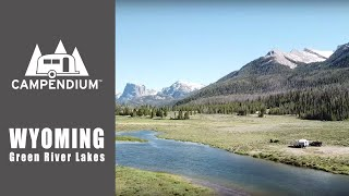 Grand Adventure: Green River Lakes | Wyoming free RV camping & campground