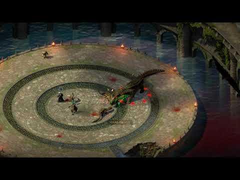Pillars of Eternity II Porokoa Fight  