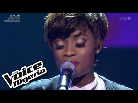 Vicky sings