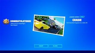 Fortnite Cars Update (FREE REWARD)
