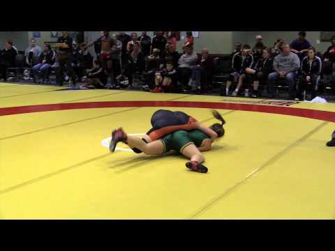 2014 Wesmen Open: 55 kg Daylynn McKay vs. Dajan Treder
