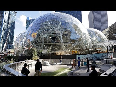 Amazon Reveals 20 Finalists For Second Headquarters   Los Angeles Times