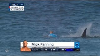 great white shark attacks surfer mick fanning jbay jefferys bay surf competition
