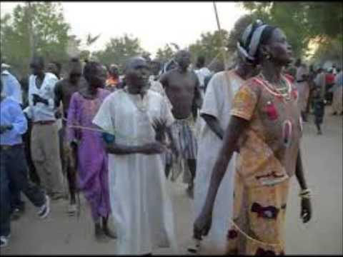 Adhiok Youth, Dinka Bor