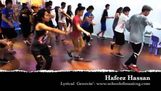 Hafeez (lyrical Groovin