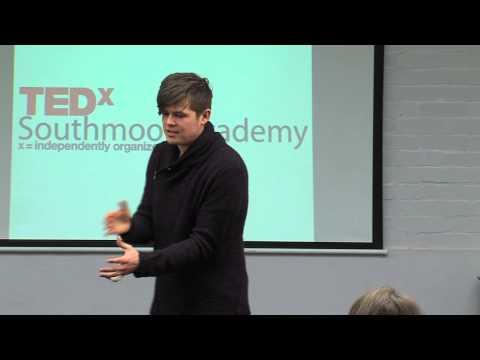 Do it yourself: poetry | Luke Wright | TEDxSouthmoorAcademy