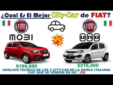 Fiat Mobi 2020 Vs. Fiat Uno 2020 (¿Cual Es El Mejor Citi-Car De Fiat?)