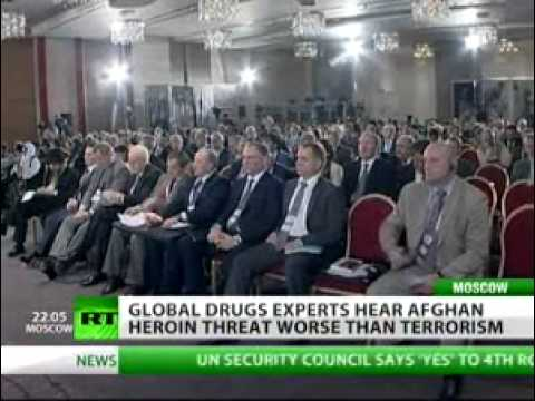NATO Turned Afghanistan into Drug State That Killed A Million Worldwide. Prime Target is Russia